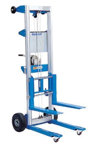 MATERIAL LIFTING TROLLEY