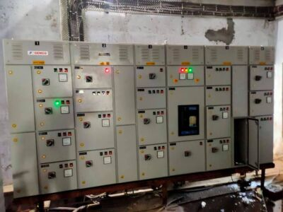 MAINTENANCE OF ELECTRICAL PANEL