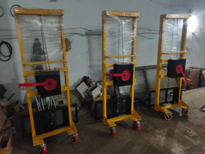 ACB / VCB LIFTING TROLLIES -1800mm