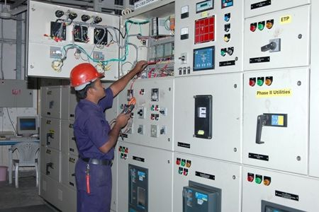 ELECTRICAL MAINTENANCE & SERVICE