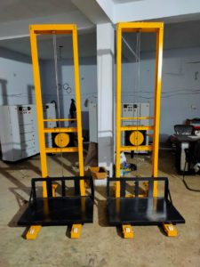 LIFTING TROLLEY (MANUAL / HYDRAULIC)