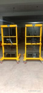 VCB LIFTING TROLLEYS